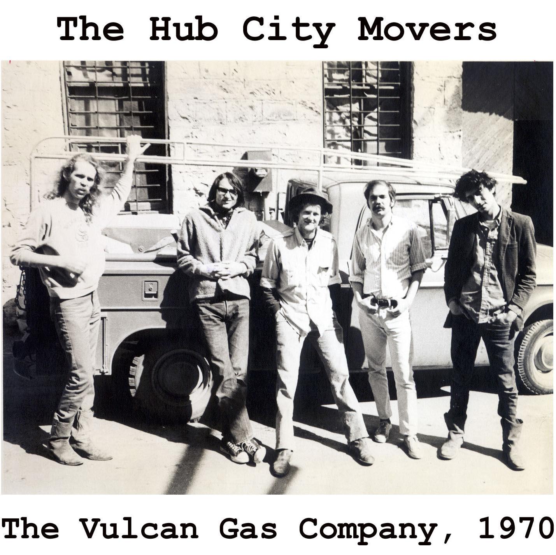 Hub City Movers Vulcan Gas Company 1970